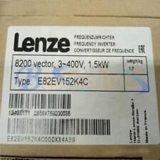 1PCS new LENZE E82EV152K4C Inverter NSMP E82EV152-4C