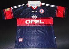Bayern Munich 97-98 Matthaus Home Shirt Germany Jersey Trikot Inter Milan Maglia