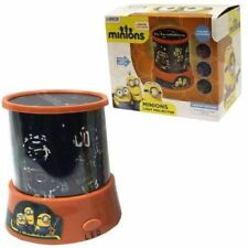 Despicable Me Minions Colour Changing Light Projector Kids Bedroom Light (HL259)
