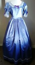 "Victorian style dress 34"" Bust"