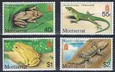Montserrat postfris 1980 MNH 413-416 - Dieren / Animals (k222)