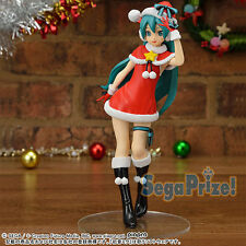 Sega Hatsune Miku Project DIVA Arcade Future SPM Super Premium Figure Christmas