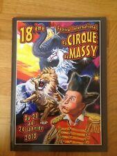 programme circo zirkus cirque Festival Massy n°18 - 2010