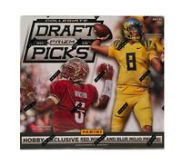 2015 Panini PRIZM collegiate Draft Picks Football NFL Factory Sealed Hobby Box
