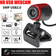 USB Web Camera With Microphone Professional Full HD Computer/Laptop Webcam PC