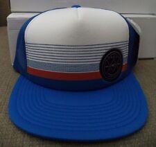 O'NEIL CROSSED HAT SNAPBACK CAP LEGION BLUE SAMPLE ITEM *NEW*