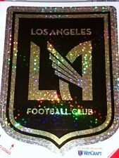 "QUALITY ""SHIMMER"" DECALS  STICKERS -  LAFC - Los Angeles Football Club"