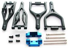 FRONT / REAR SUSPENSION ARMS HINGE PINS MOUNTS MGT - Associated 1/8 Rival MT