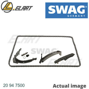 TIMING CHAIN KIT FOR BMW LAND ROVER 5 E39 M62 B44 M62 B35 5 SALOON E39 SWAG