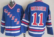 Rangers Blue Jersey Mark Messier M, L, XL, 2XL, 3XL