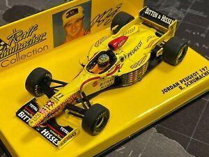 1/43 Minichamps Jordan Peugeot 197 - Ralf Schumacher 514 974311