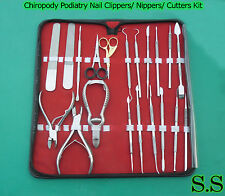 Chiropody Podiatry Nail Clippers/ Nippers Cutters Podiatry Instrument 22 BTS-136