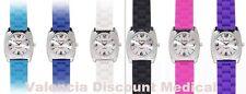 Prestige Medical Nurse GEL Braided Watch * Choose your Color * Style 1778