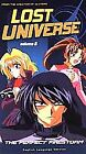Lost Universe - Vol. 6: The Perfect Firestorm VHS, 2001, Dubbed Manga / Anime