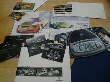 BERTONE Aston Martin, Alfa Roméo Dossier de Presse Press Kit x 10 exemplaires