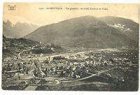 CPA 73 Savoie Albertville Vue générale au fond Conflans