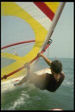 062027 Laidback Wind Riding A4 Photo Print
