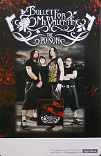 BULLET FOR MY VALENTINE, THE POISON POSTER (A24)