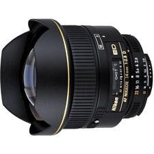 Nikon 14mm F/2.8D ED AF Nikkor Wide Angle Lens with Nikon 5-Year USA Warranty