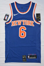 KRISTAPS PORZINGIS New York Knicks AUTHENTIC PRO CUT New SMALL 40 NBA Jersey