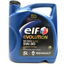 5 Liter elf EVOLUTION RN-TECH ELITE 5W-30 ACEA C3 RENAULT RN17