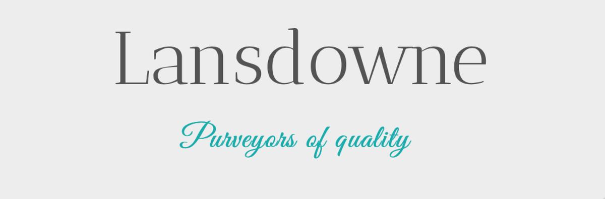 Lansdowne Ltd