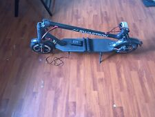 Preowned Swagtron High Speed Electric Scooter Portable Folding Swagger 5 Black