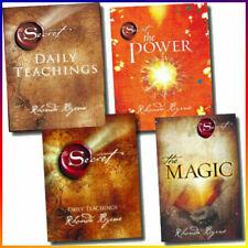 Rhonda Byrne 4 Book Set - The Secret , Power  Magic , Daily Teachings (P.D.F)