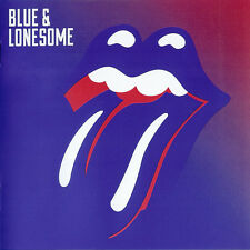 Rolling Stones - Blue & Lonesome (2016)  CD  NEW/SEALED  SPEEDYPOST
