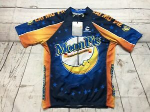 NWT Cannondale Moon Pie Cycling Jersey Large New Biking