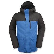 Volcom Lido Snowboard Jacket (XL) Cyan