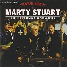 The Gospel Music of Marty Stuart by Marty Stuart/Marty Stuart & His Fabulous Superlatives (CD, 2014, Gaither Music Group)