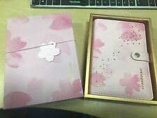 NEW VERY RARE LIMITED EDITION STARBUCKS 2017 Cherry Blossom Notebook