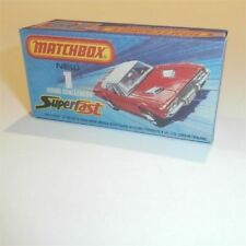 Matchbox Superfast Dodge Diecast Vehicles