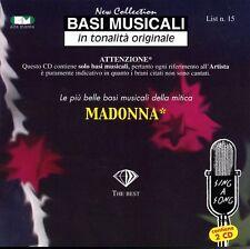 "BASI MUSICALI ""MADONNA"" VOL.15 (2CD)"