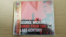 GEORGE MICHAEL - SONGS FROM THE LAST CENTURY -  ( SEALED TAIWAN CD  )