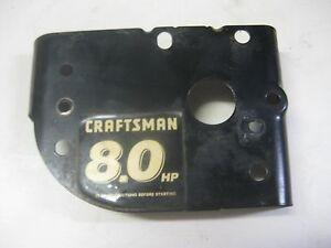 Craftsman Chipper/Shredder Engine 143998001 CYLINDER HEAD COVER part 33272D