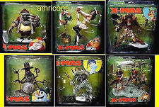 McFarlane Toys Monsters Series 5 Twisted Christmas Set of 6 Action Figures 2007