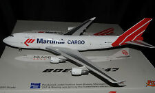 J FOX 1/200 BOEING B747-400 MARTINAIR CARGO PH-MPS