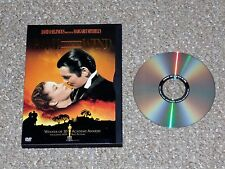 Gone With the Wind DVD 2000 Snapcase Clark Gable Vivian Leigh