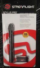 Streamlight 66118 Stylus Pro® LED Pen Light BLACK