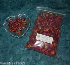 Red Rose Buds & Petals 3oz (85g) NEW Healing Antidepressant Aphrodisiac Soothing