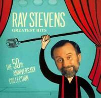 RAY STEVENS - GREATEST HITS: THE 50TH ANNIVERSARY COLLECTION NEW CD