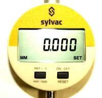 """54-520-791 Fowler Ultra-Digit Mark IV 0-1/2"""" with 8mm stem"""