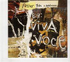 (GT35) Faster Than A Dead Horse, Viva Voce - 2006 DJ CD