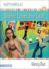 Sophie Loses the Lead (Faithgirlz!)-ExLibrary