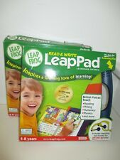LeapFrog Read & Write LeapPad Learning System with Matching Ear Hooks - Ages 4-8