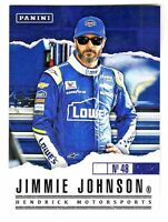 2017 Panini Fathers Day Racing #35 JIMMIE JOHNSON NASCAR QTY AVAILABLE