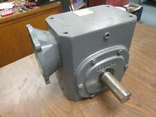 Boston Gear Reducer F732-30-B7-J Ratio 30:1 2.64 Hp In 2456 In-Lb Torque Out