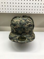 New Era LDRS Leaders Chicago Digi Camo Hunting Flap New 59fifty Fitted 7 1/2